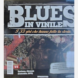 Blues in Vinile Santana , Abraxas