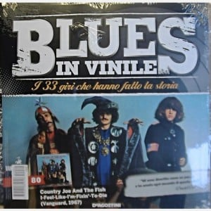 Blues in Vinile Country Joe & The Fish, I-Feel-Like-I'm-Fixin'-To-Die