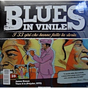 Blues in Vinile James Brown, There It Is