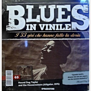 Blues in Vinile Hound Dog Taylor, Hound Dog Taylor and the HouseRocker