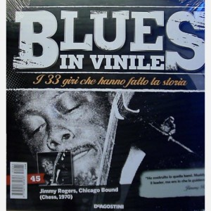 Blues in Vinile Jimmy Rogers, Chicago Bound
