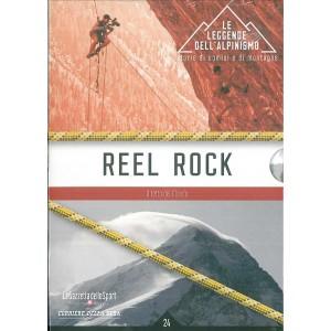 DVD REEL ROCK il tetto del mond - coll.le leggende dell'alpinismo