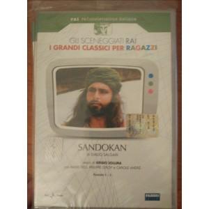 Sandokan - Puntate 1-3 - I grandi classici per ragazzi DVD