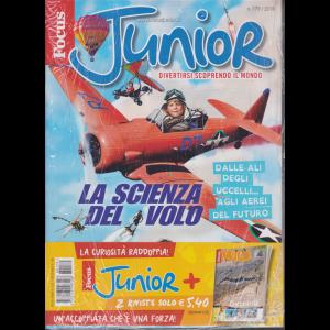Focus Junior + Focus Wild - n. 179 - dicembre 2018 - 2 riviste