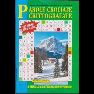 Parole crociate crittografate - n. 308 - mensile - dicembre 2018 - 100 pagine