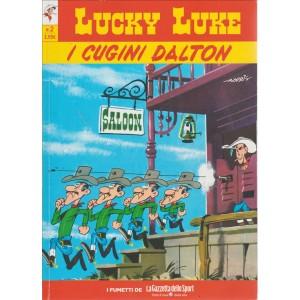LUCKY LUKE VOL.2 - I CUGINI DALTON - Iniz.Gazzetta Dello Sport