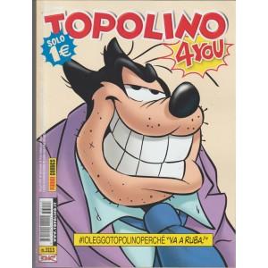 Topolino - 4 you - numero 3113