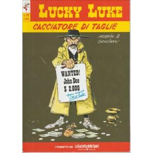 LUCKY LUKE VOL.18 -  CACCIATORE DI TAGLIE - Iniz.Gazzetta Dello Sport
