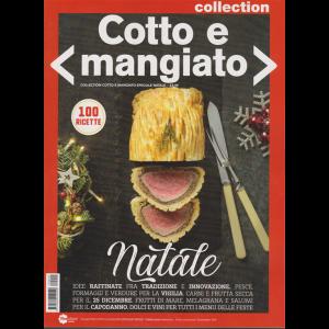 Cotto E Mangiato collection - Speciale Natale - bimestrale - 22 novembre 2018 - 100 ricette