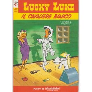 LUCKY LUKE VOL.22 -  IL CAVALIERE BIANCO - Iniz.Gazzetta Dello Sport