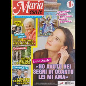 Maria Con Te  - n. 28 - 18 novembre 2018 - settimanale
