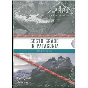 DVD Sesto grado in Patagonia - coll.Le leggende dell'alpinismo