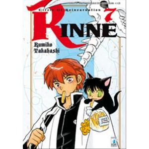 Manga RINNE  n.7 - ed. Star Comics - collana EXPRESS uscita 154