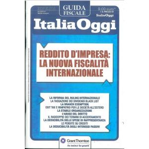 REDDITO D'IMPRESA: a nuova fiscalità internazionale - Guida ITALIA OGGI