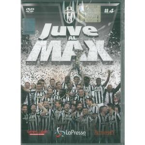 Dvd Juve Al Max - Quarta #4