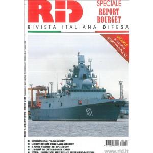 RID - Rivista Italiana Difesa - Speciale report Bourget - Agosto 2015