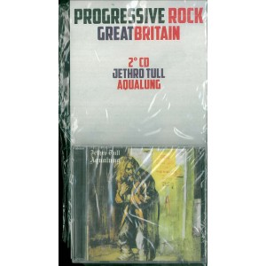 Progressive Rock Great Britain - Jethro Tull Aqualung - CD Musica