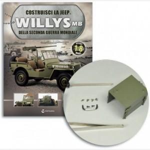Costruisci la Jeep Willys MB Radio pannello,Radio particolare,Radio manopola