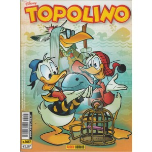 Topolino - numero 3087 - disney - panini comics