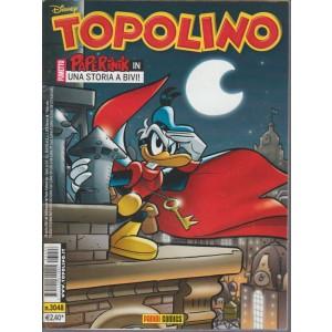 Topolino - paperinik e una storia a bivi! - numero 3048 - disney - panini comics