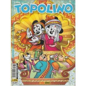 Topolino  - numero 3038 - disney - panini comics