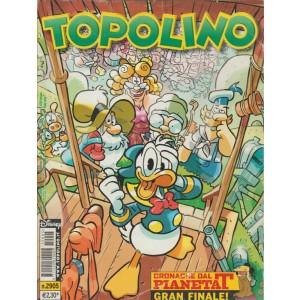 Topolino  - cronache dal pianeta gran finale! - n.2905 - disney - panini comics