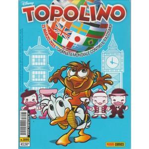 Topolino  - n.3095 - disney - panini comics