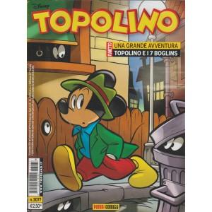 Topolino - n.3077 - disney - panini comics