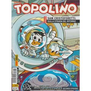 Topolino - n.3103 - disney - panini comics