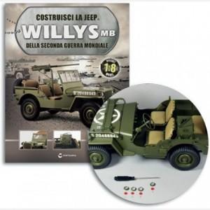 Costruisci la Jeep Willys MB Catadiottri,Supporto catadiottri