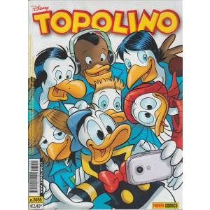 TOPOLINO - NUMERO 3055 - DISNEY - PANINI COMICS