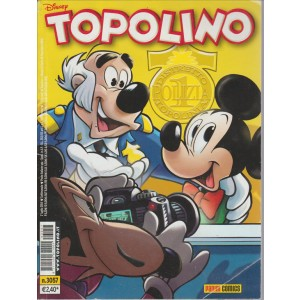TOPOLINO - NUMERO 3057 - DISNEY - PANINI COMICS
