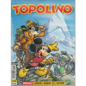 TOPOLINO - GIOCHI E BARZE DELL'ESTATE - NUMERO 3013 - DISNEY - PANINI COMICS
