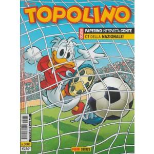 TOPOLINO - NUMERO 3085 - DISNEY - PANINI COMICS