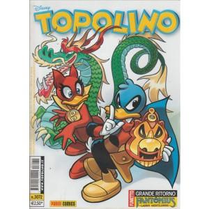 TOPOLINO - NUMERO 3072 - DISNEY - PANINI COMICS