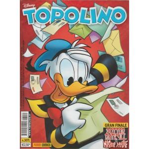 TOPOLINO - NUMERO 3071 - DISNEY - PANINI COMICS