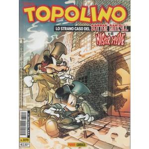 TOPOLINO - NUMERO 3070 - DISNEY - PANINI COMICS