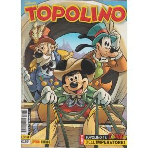 TOPOLINO - NUMERO 3074 - DISNEY - PANINI COMICS
