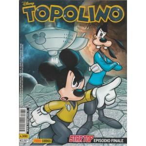 TOPOLINO - NUMERO 3081 - DISNEY - PANINI COMICS