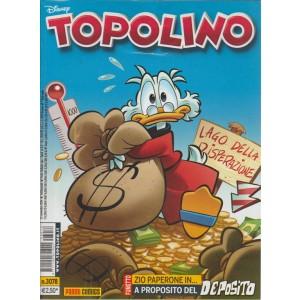 TOPOLINO - NUMERO 3078 - DISNEY - PANINI COMICS