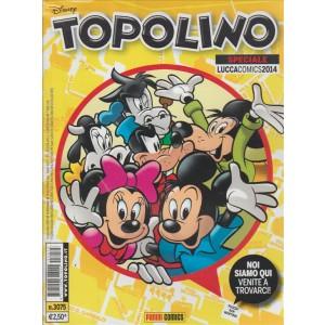 TOPOLINO - NUMERO 3075 - DISNEY - PANINI COMICS