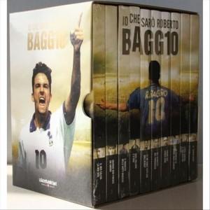 DVD COLLEZIONE IO CHE SARO' ROBERTO BAGG10 n.6 - GLI SCUDETTI DEL PARADOSSO