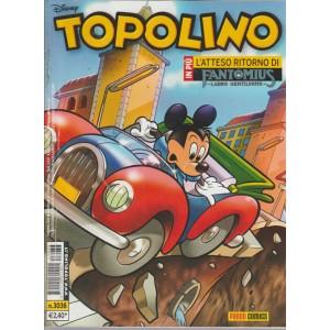 TOPOLINO - NUMERO 3036 - DISNEY - PANINI COMICS