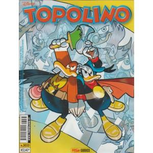 TOPOLINO - NUMERO 3033 - DISNEY - PANINI COMICS