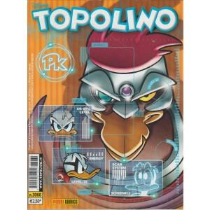 TOPOLINO - NUMERO 3060 - DISNEY - PANINI COMICS