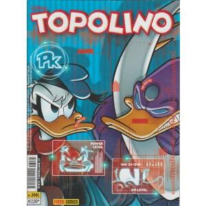 TOPOLINO - NUMERO 3061 - DISNEY - PANINI COMICS