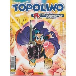 TOPOLINO - NUMERO 3105 - DISNEY - PANINI COMICS