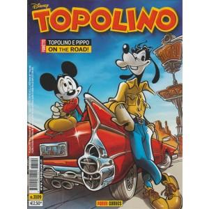 TOPOLINO - NUMERO 3109 - DISNEY - PANINI COMICS
