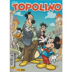 TOPOLINO - NUMERO 3067 - DISNEY - PANINI COMICS