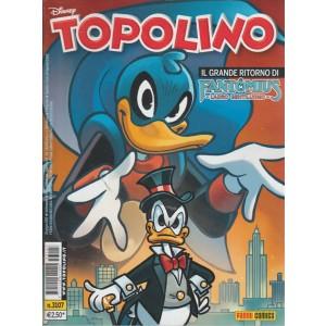 TOPOLINO - NUMERO 3107 - DISNEY - PANINI COMICS